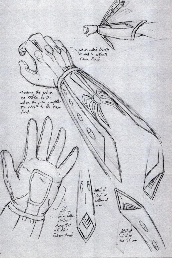 Anatomy of the Falcon Punch by Atticus-Kotch