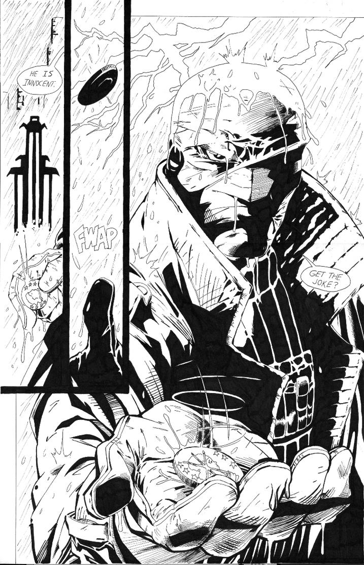 Reproduction From Batman Hush By Atticus Kotch