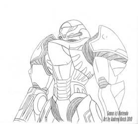 Metroid Future - Samus 2