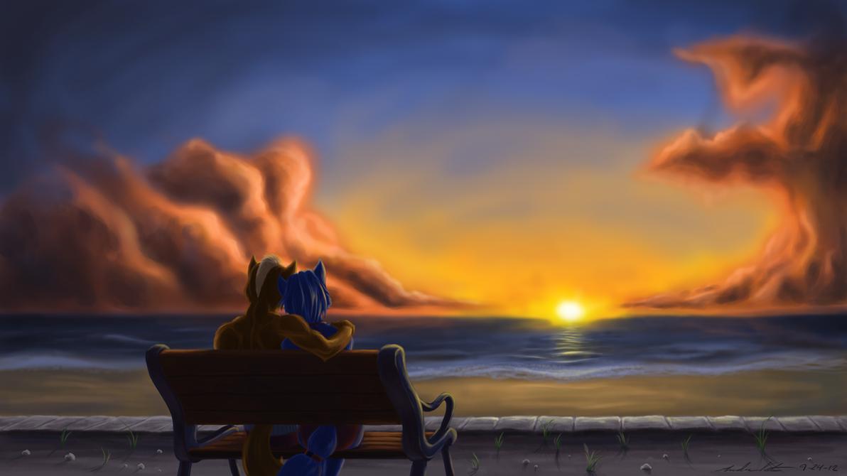 Farewell Summer by Atticus-Kotch