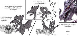 Ridley in Smash