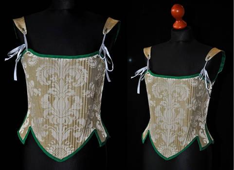 Renaissance corset