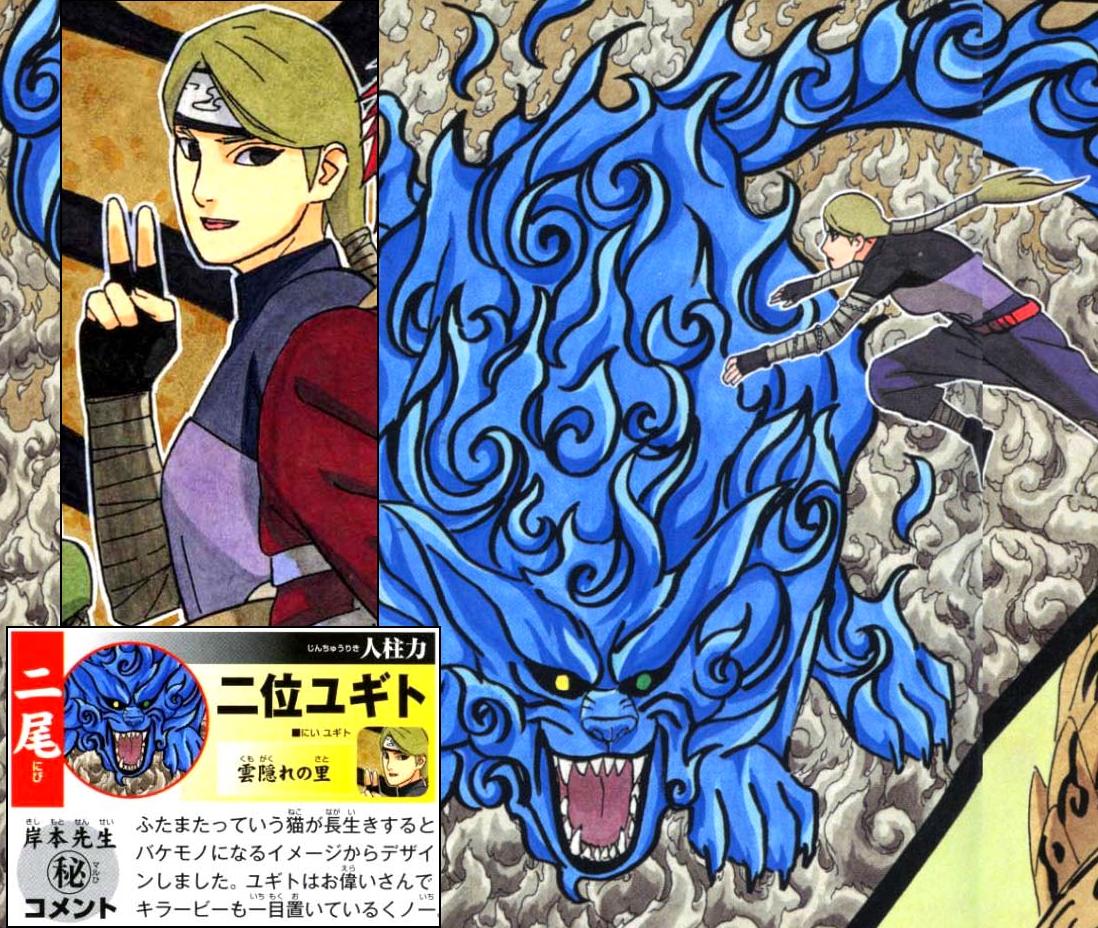 Jinchuuriki series- Ni...