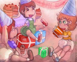 KidBoruto - A Very Ryan Birthday