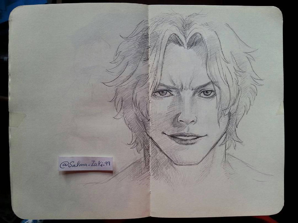 sketchbook by SalmaZaki