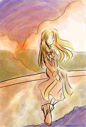 cecilia doodle by narukamikun