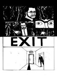 Kevin Adams comic short story page 5 by AshleeHG