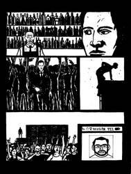 Kevin Adams comic short story page 4 by AshleeHG