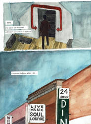 Of Blue Roads - Page 4