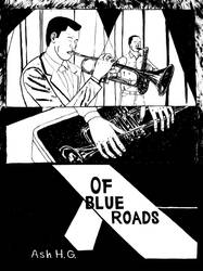 Of Blue Roads - Title Page