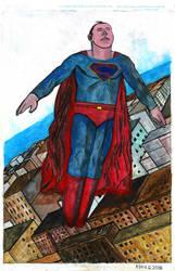 Superman by AshleeHG