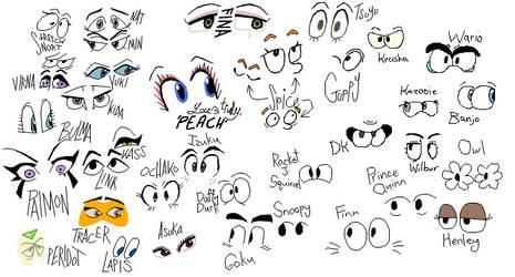 Eyescribble by DeeIsBrowsing