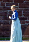 1805 Dress and Spencer - Side by Goldenspring