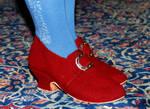 18th c. Ladies Shoes I