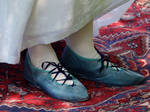 Regency Dance Slippers