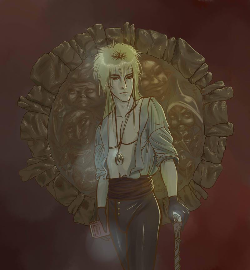 Goblin King by soapybubbles3