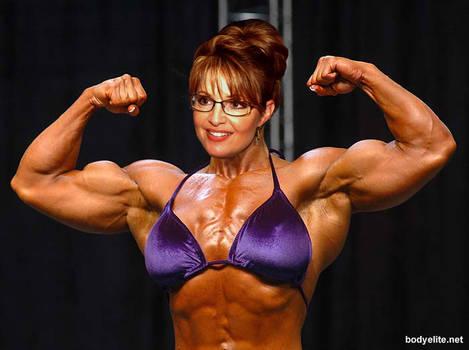 Sarah Palin buff 1