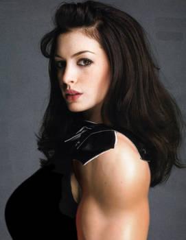 Anne Hathaway buff