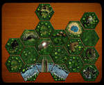 North Haven: Fantasy Hex Map Tiles