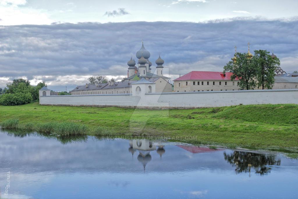 The Tikhvin Assumption Monastery