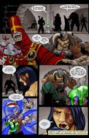Stray, The Blood Devil's Eye page 4 by EricKemphfer