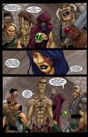 Stray The Blood Devil's Eye page 7 by EricKemphfer