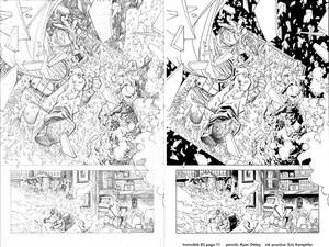 Ink Sample Invincible 83 page 11