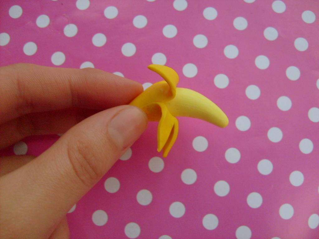Banana pendant by NimfVirTi