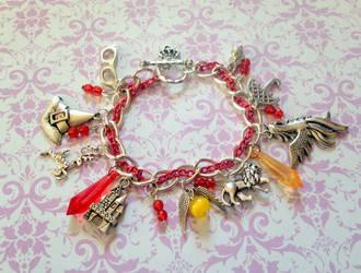 Gryffindor Bracelet
