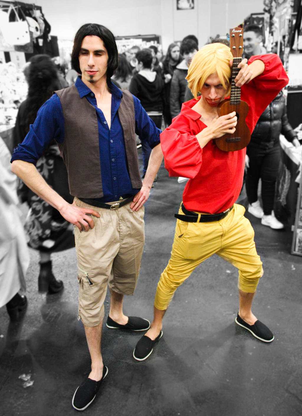 The road to el dorado cosplay