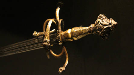 Sword hilt detail by NDC880117