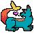 Co: SaKana Icon by FluffCow