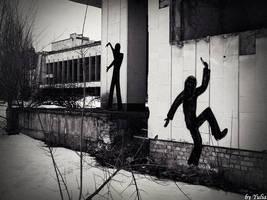 souls of dead town by fotoinsan