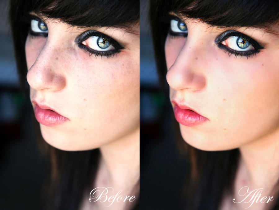 blueyes by MagicRetouch