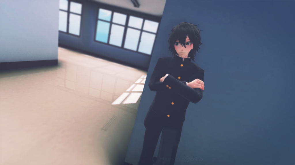 Yandere Kun Waiting By Animefan9545 by Shiranai-Atsune
