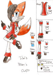Trixis Riders Outfit