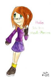 Hallo ich bin Nicole-Marina