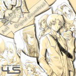 ''Katawa Shoujo Act1 Original Soundtrack''CD Cover