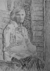 Grandma by valaisis