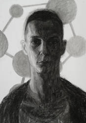 my first molecular portrait by valaisis
