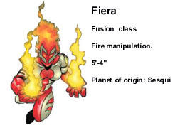 Underlord character Fiera by codazen