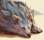 Monster Rancher - Tiger