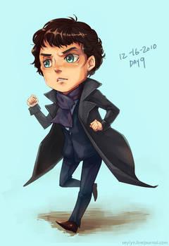Sherlock on the Go