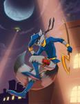 Sly Cooper [Fan Art]