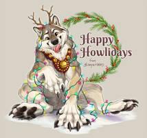Happy Howlidays!