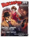 VancouFur 2015 Poster