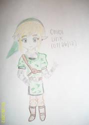 Peace! Chibi Link. by asamreen78