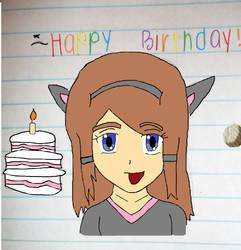 Happy Birthday, Charlivia! by asamreen78