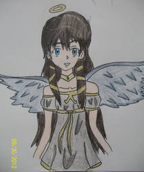 My Angel by asamreen78
