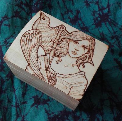 Zireael box by Rvannith